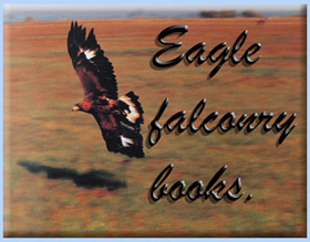 Eagle Falconry books at Eaglehunter