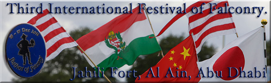 Third Festival of Falconry