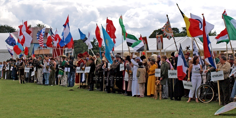 Festival of Falconry 50 nations