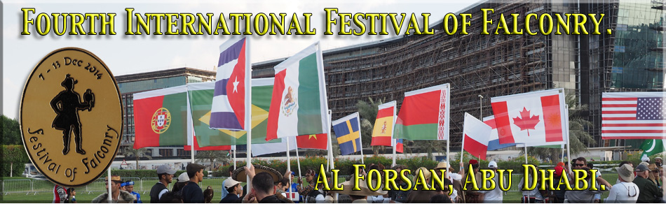 Fourth Festival of Falconry